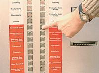 Automat stationär Schnellwahl